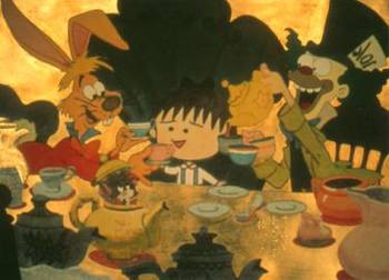 Maruko and Tea Party - Ochakai