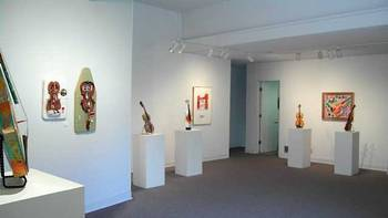<SMALL>Wisconsin Academy Gallery