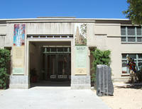 <SMALL>Escondido Museum front</SMALL>
