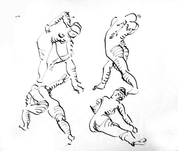 Figures in Motion 020-003-000