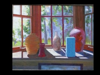 Bay Window - Five Vessels