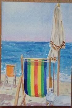Mexico Beach Chair at PV