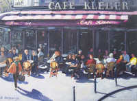 Cafe Kleber, Paris