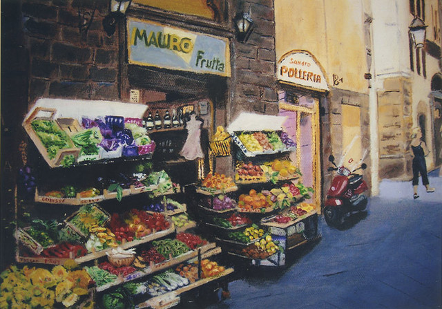 The Fruit Market
