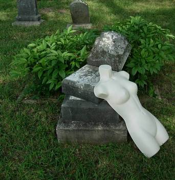 Nymph in Graveyard 8