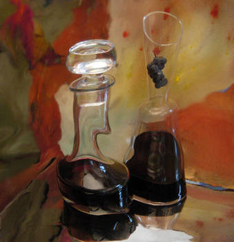 Decanters (Sq.)