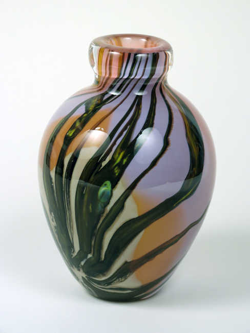 #2 Vase with Branches (left side)