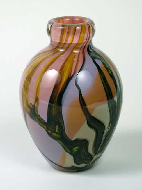 #1 Vase with Branches (right side)