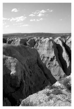 Badland  #1- South Dakota