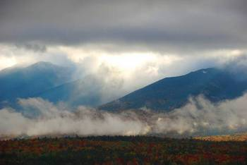 Mt. Washington - Fog