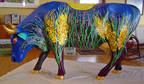 Salad Cow - side view