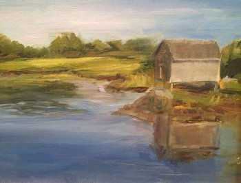 Chilmark Boathouse