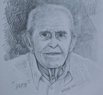 Herb - artists father