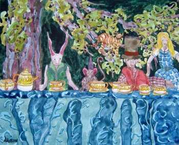 tea Party (sold)