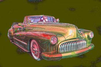 Buick 1940'S- By Christine Dekkers