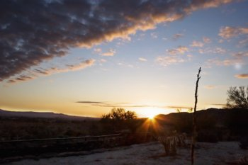 Borrego Springs Sunrise