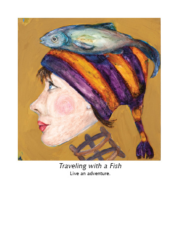 Traveling With a Fish