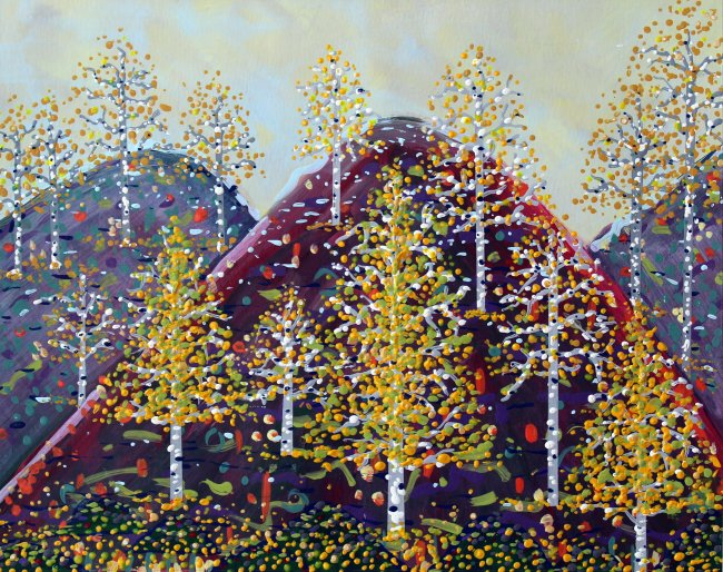 The Aspens Return, by C.S. Hinote