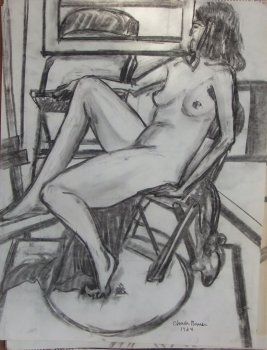 Female Nude Lifedrawing