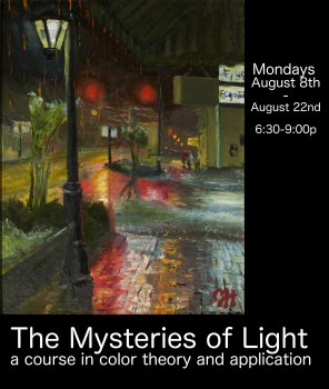 Mysteries of Light Course